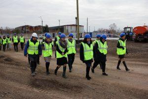 Гости Коркинского района проявили неподдельный интерес к проекту рекультивации разреза