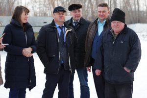 Вице-губернатор заверил, что в центре Коркино не будет похоронного бюро