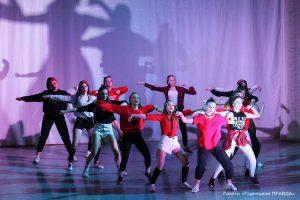 Коркинские школьники и студенты сразились за четвёртый кубок по хореографии