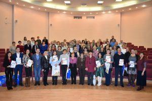 Юрий Сейидов победил в конкурсе «Миссия – помогать людям»