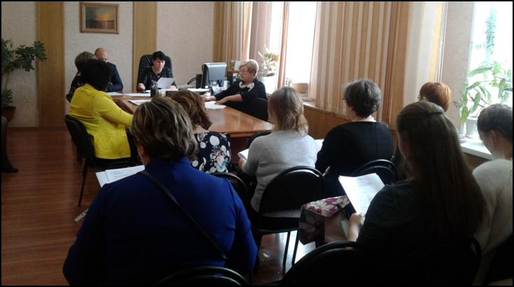 В Коркинском районе обсудили занятость женщин, воспитывающих детей до трёх лет
