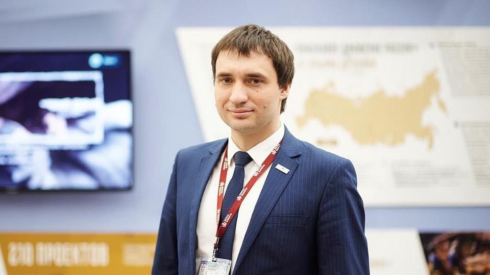 Утвердили будущего южноуральского омбудсмена Антона Шарпилова