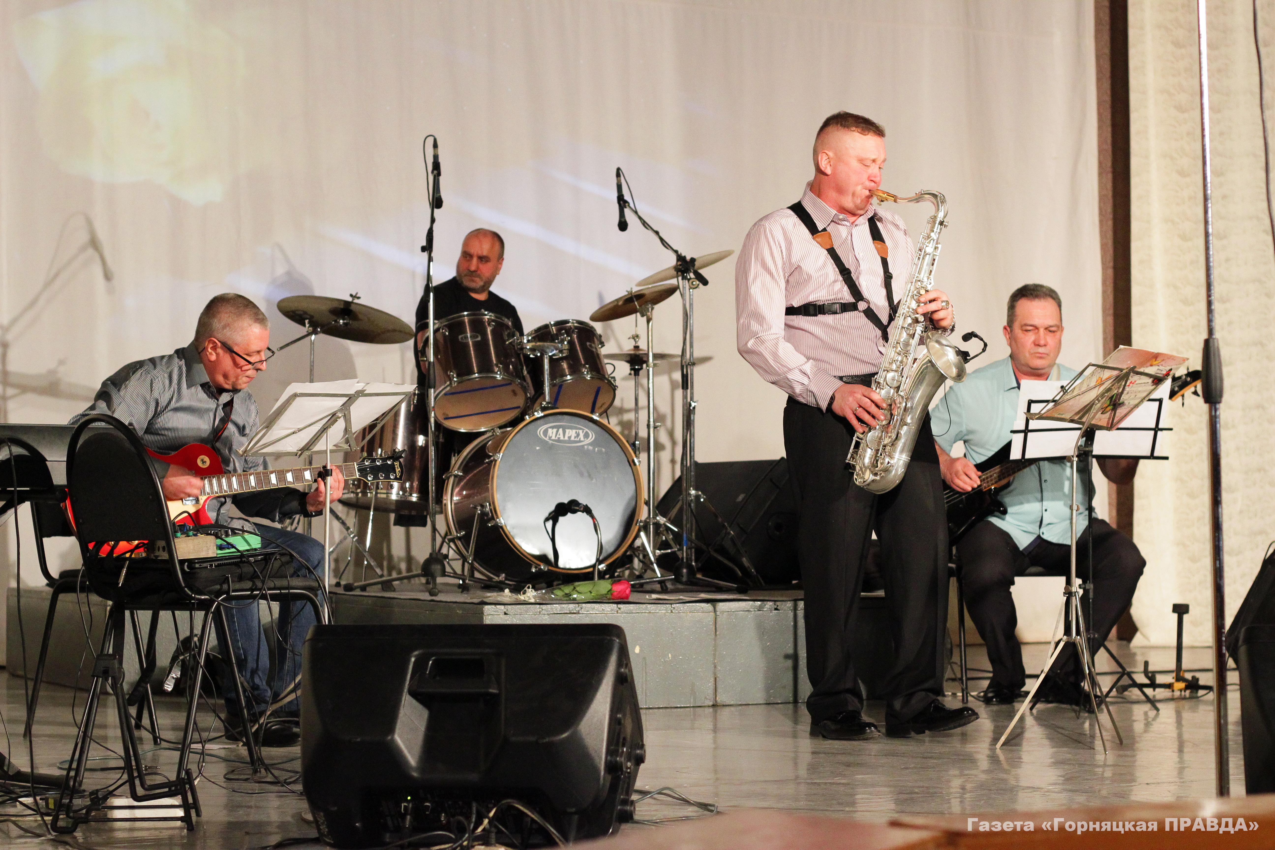 Коркинцы почтили память своих музыкантов концертом