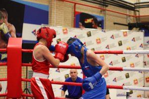 Более 150 юных боксёров из двенадцати городов сражаются за Кубок Русской медной компании