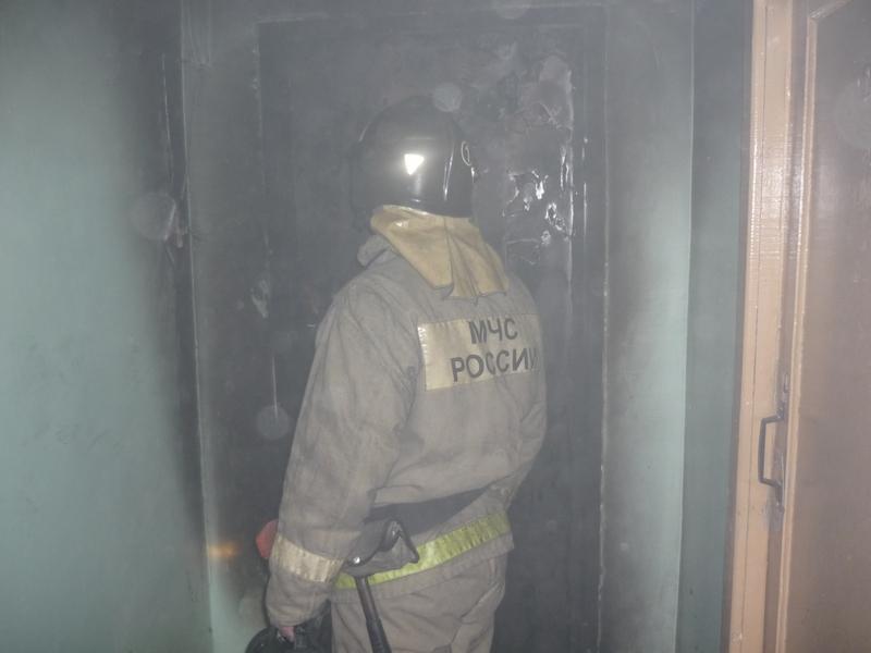 В Коркино из многоквартирного дома эвакуировали жильцов
