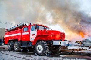 Горела кровля, уничтожены мебель и натяжные потолки – ущерб от пожара около 200 тысяч рублей