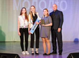 В Коркинском районе наградили лучших волонтёров