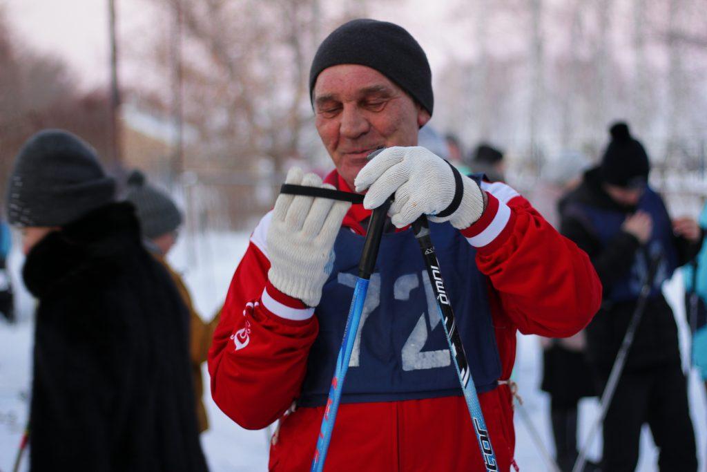На Розе провели лыжную гонку, в Коркино соревнования стартуют сегодня