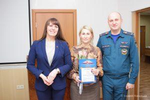 По итогам работы в области ГО и ЧС отмечены лучшие коркинские организации