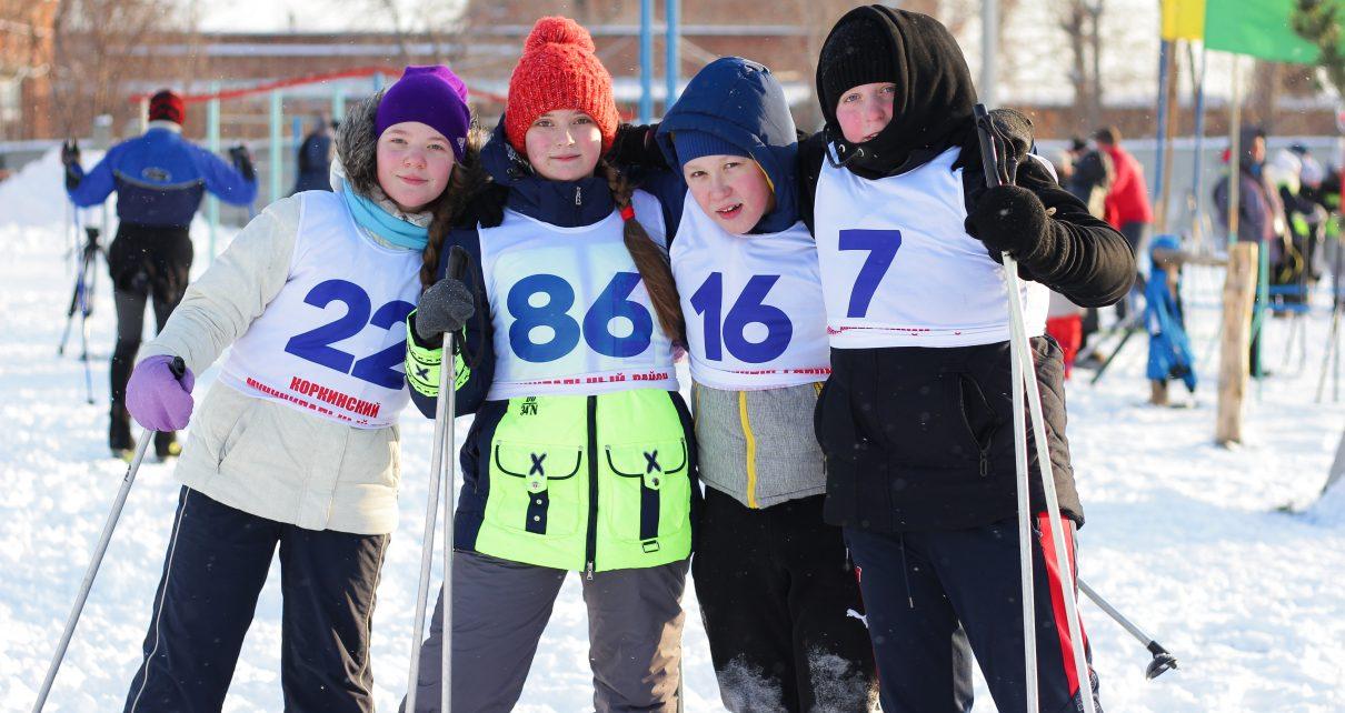Куда пойти в новогодние каникулы в Коркинском районе?
