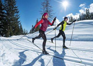 Коркинцев приглашают на рождественскую лыжню