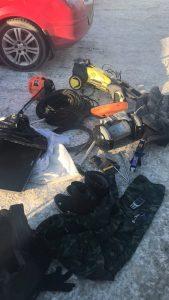 Полицейские задержали коркинцев, обокравших садоводов на миллион рублей