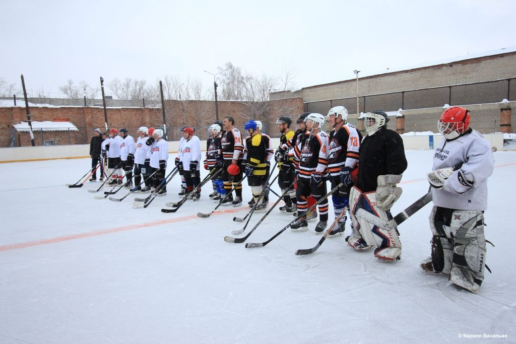 Двадцать девятый мемориал памяти известного хоккеиста, тренера и арбитра Леопольда Александровича Галкина
