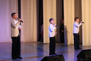 Юных коркинских патриотов отметили за силу, ловкость и творчество
