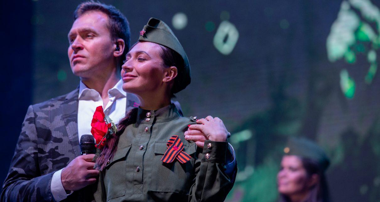 Коркинцы побывали на выступлении «Хора Турецкого»