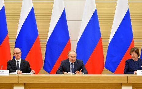 Только после всероссийского голосования будет принят закон о поправках в Конституцию