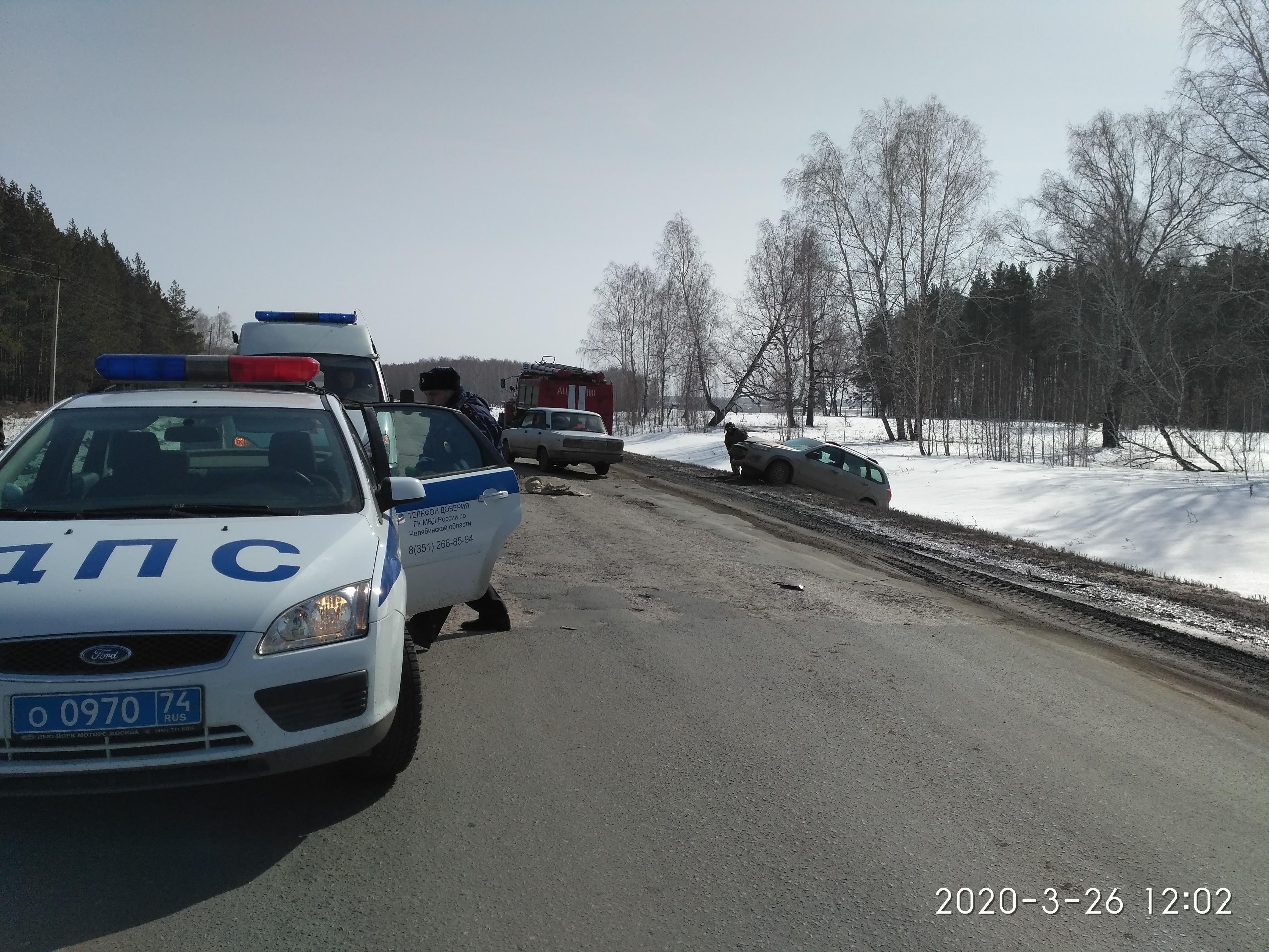 Пьяный водитель устроил ДТП, в котором погиб пассажир