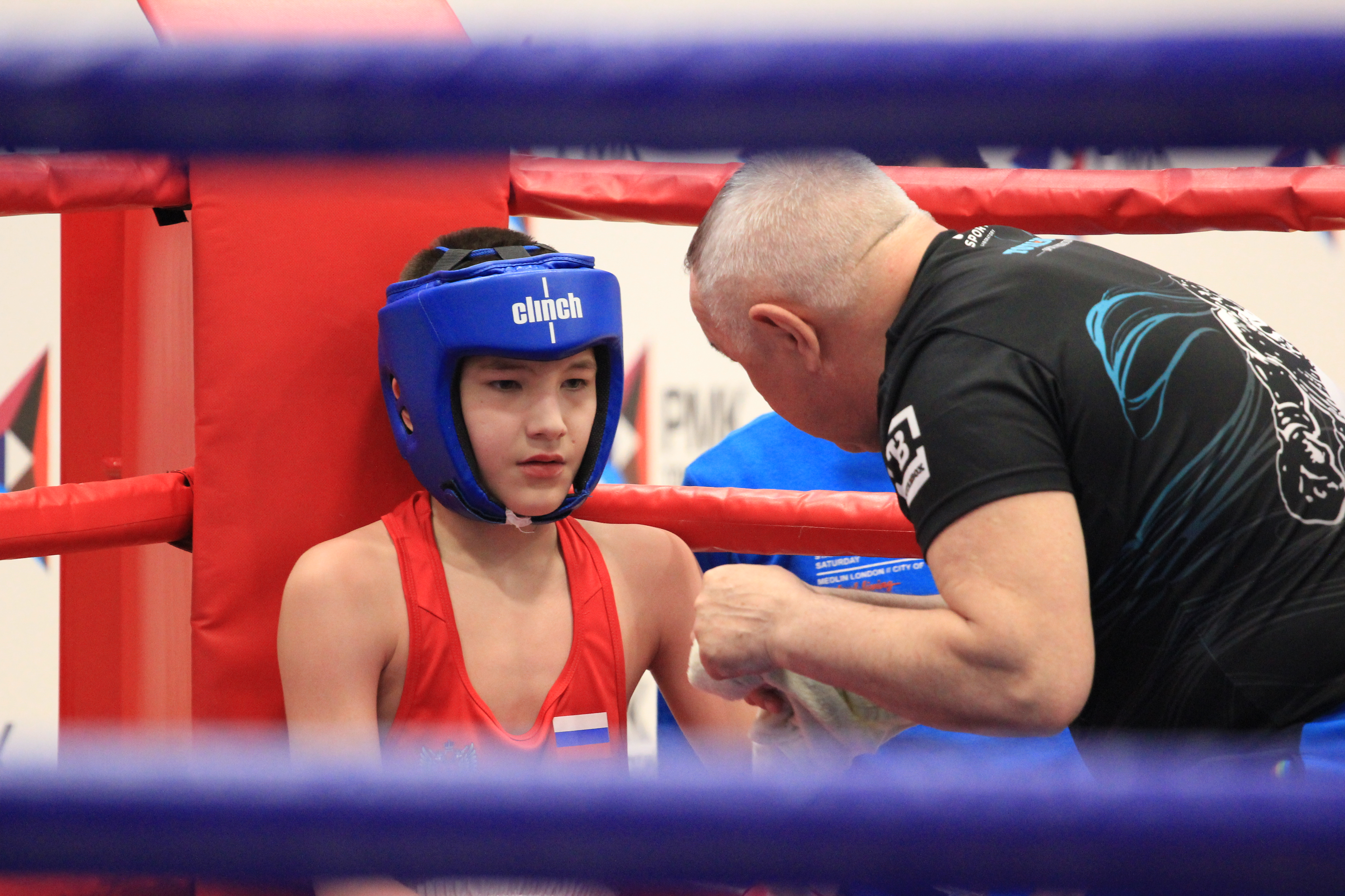 В ФОКе РМК боксируют лучшие юноши Южного Урала