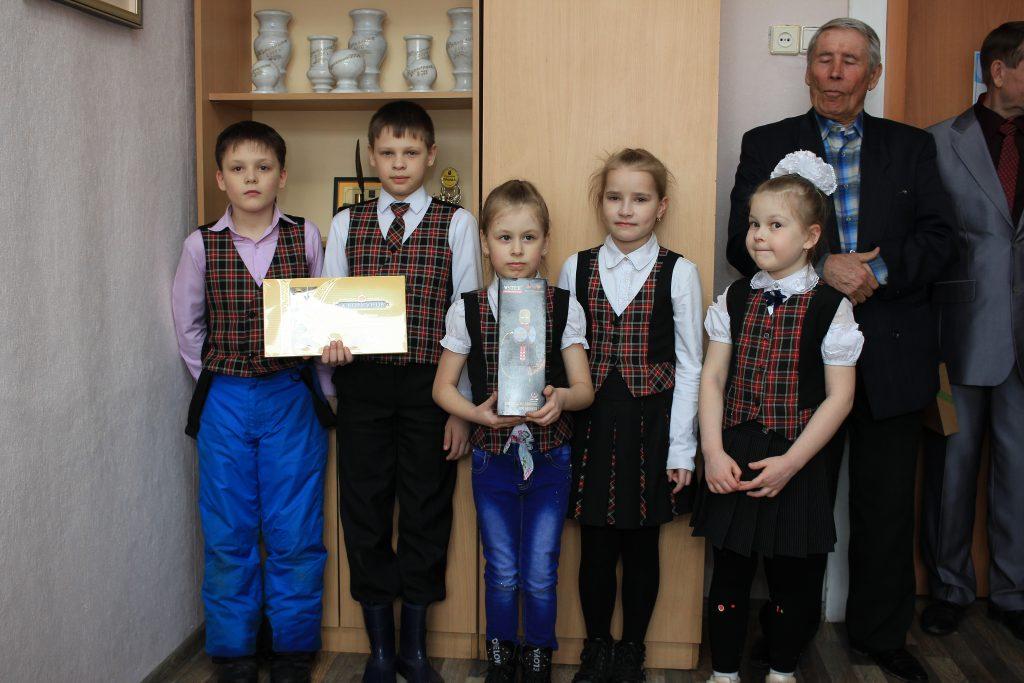 В редакции «Горняцкой правды» наградили победителей двух конкурсов!