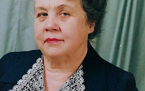 Сегодня 85-летний юбилей отмечает Лидия Суслова