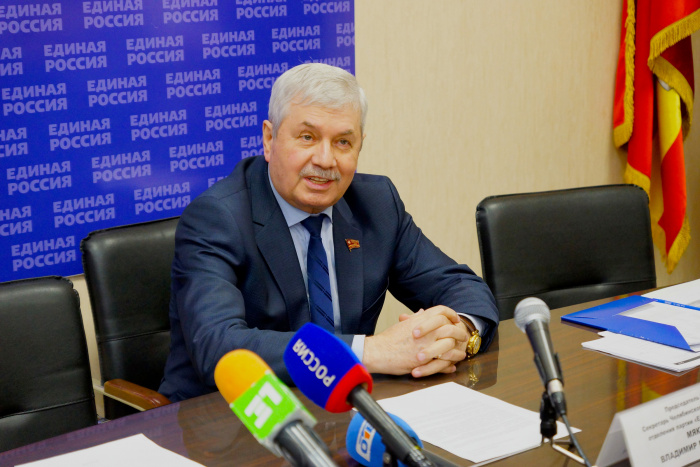 Владимир Мякуш пояснил, почему южноуральцам нужно зарегистрироваться на Госуслугах