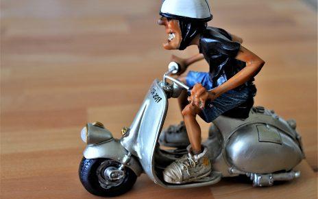 В Коркино задержали нетрезвого водителя скутера