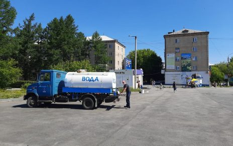 Работы на Сосновском водоводе завершены