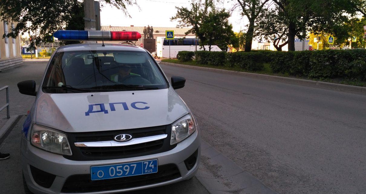 За два дня в Коркинском районе выявлено 13 нарушителей ПДД