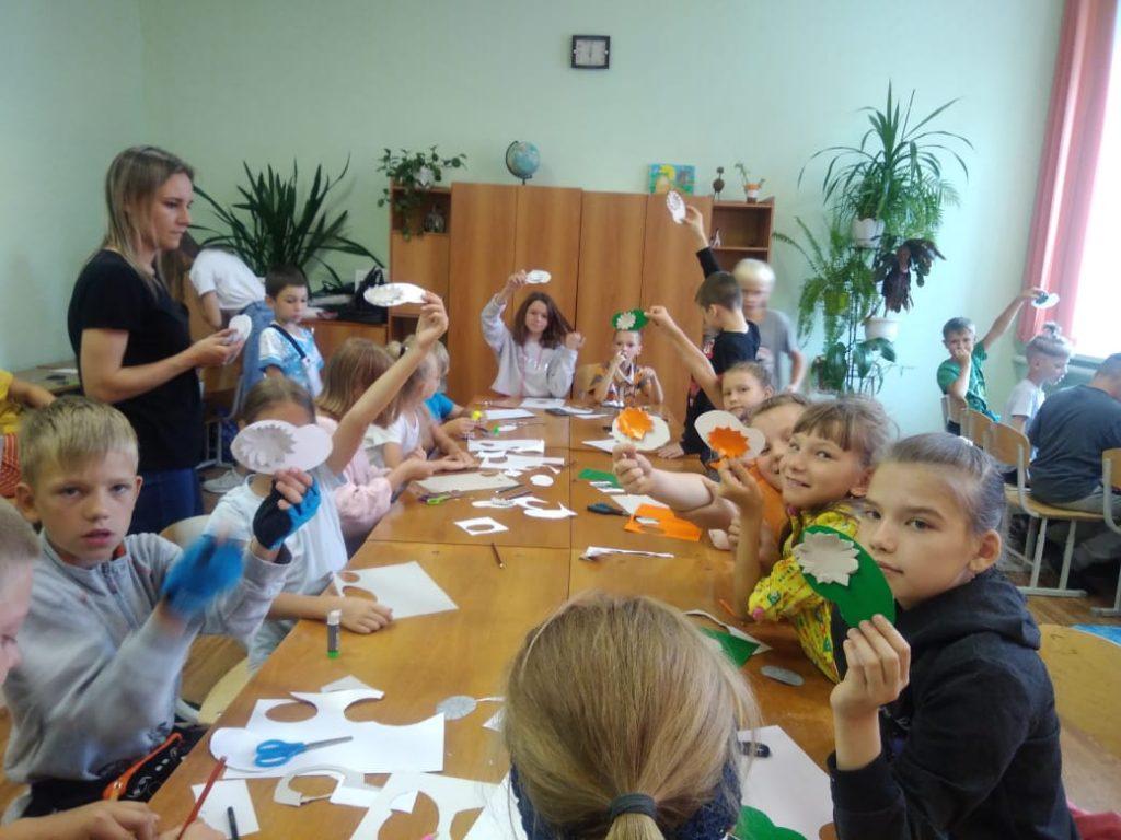 Коркинские мальчишки и девчонки участвовали в конкурсах, соревнованиях и квестах в «Городе мастеров»