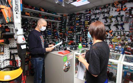 Коркинских предпринимателей призывают не забывать о средствах индивидуальной защиты