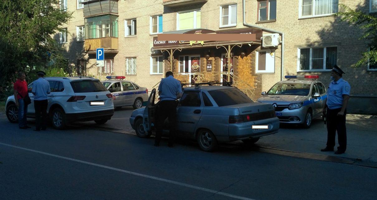 Коркинские автоинспекторы выявили водителей без полиса и прав
