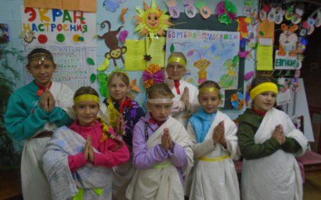 Коркинские ребята 14 дней путешествовали по «тропическим джунглям»