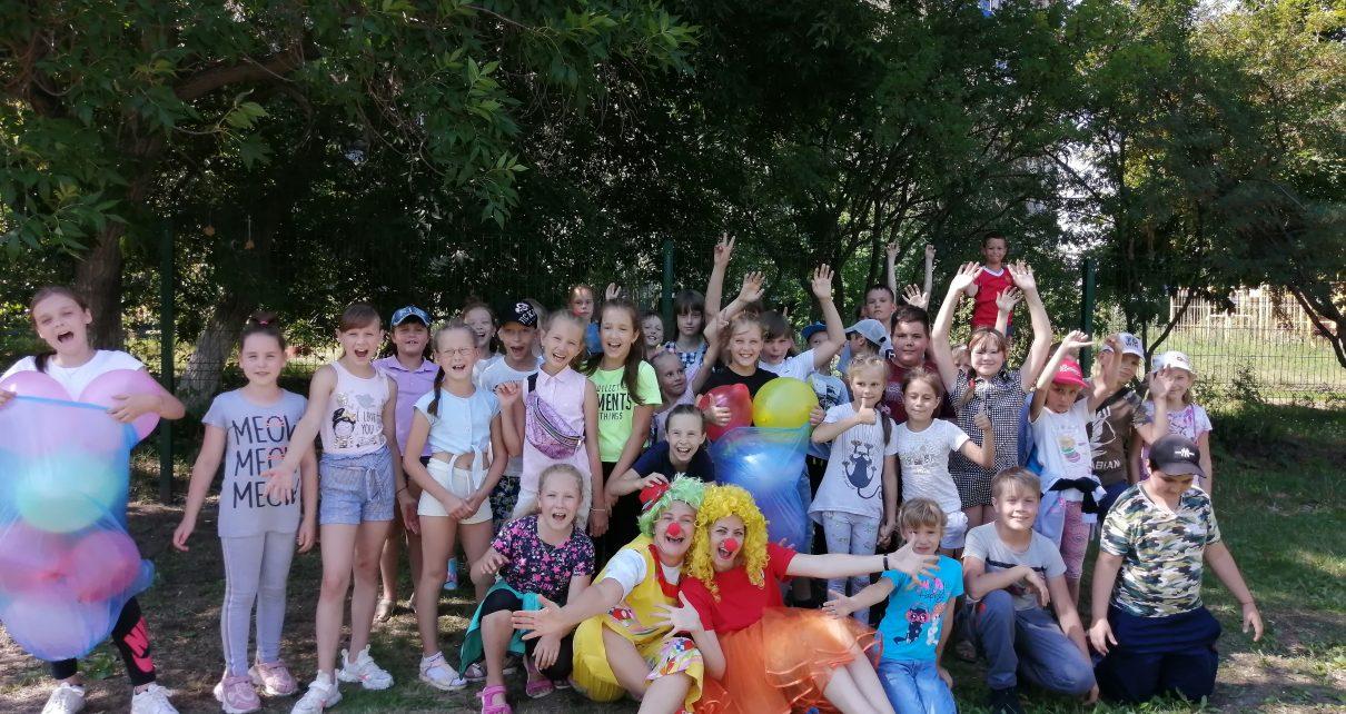 Более 150 ребят отдохнули в «Солнечной стране»