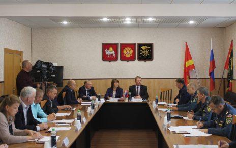 На обеспечение пожарной безопасности в коркинских школах и детсадах потрачено более трёх миллионов рублей