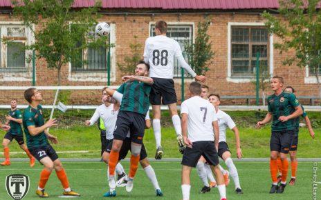 Коркинский «Шахтёр» сыграл результативный кубковый матч в Миассе