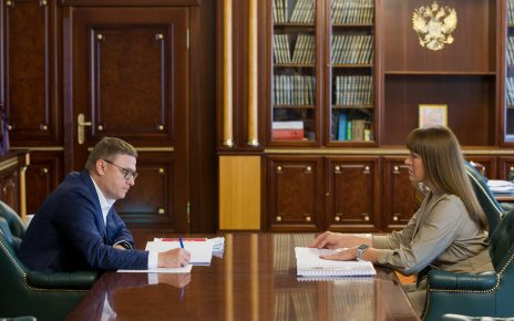 Губернатор обсудил с главой Коркинского района развитие нашей территории