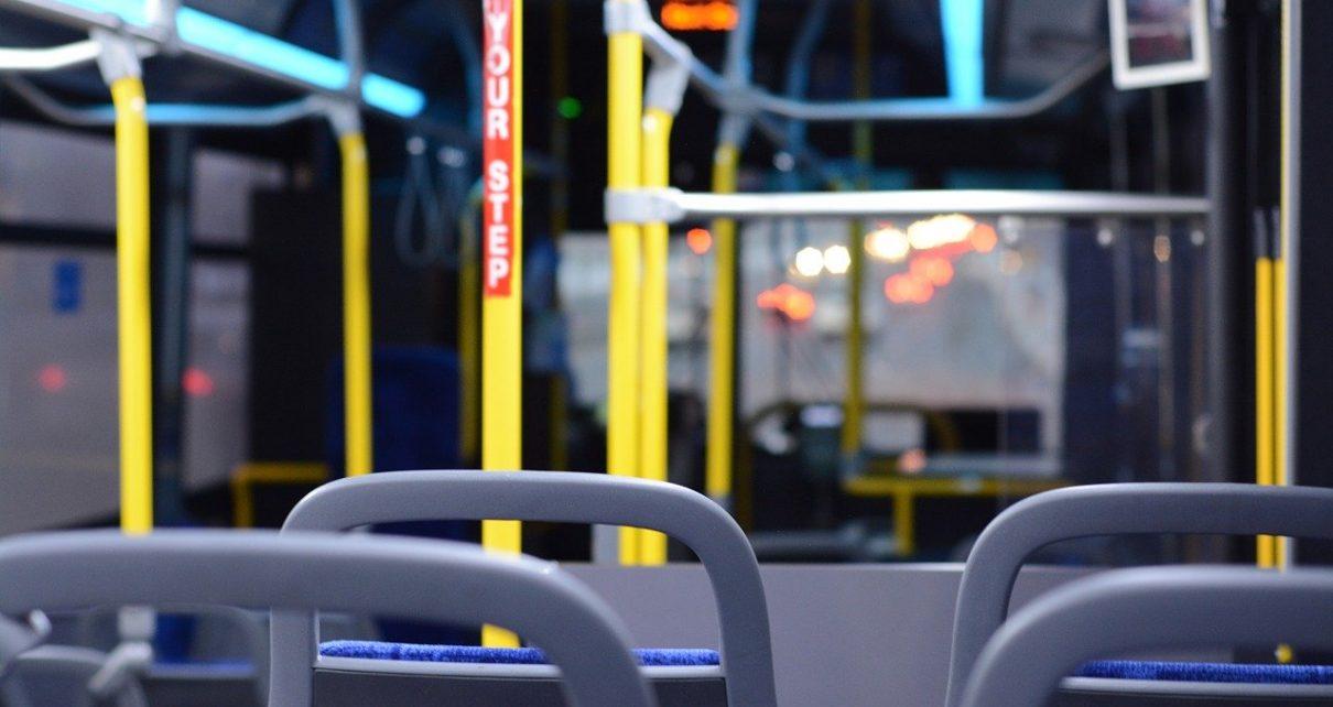 ГИБДД проверяет пассажирский транспорт