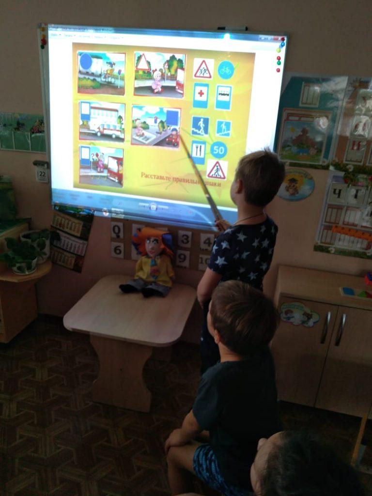 Беседы, викторины и игры по безопасности проведены с дошколятами детсада № 30