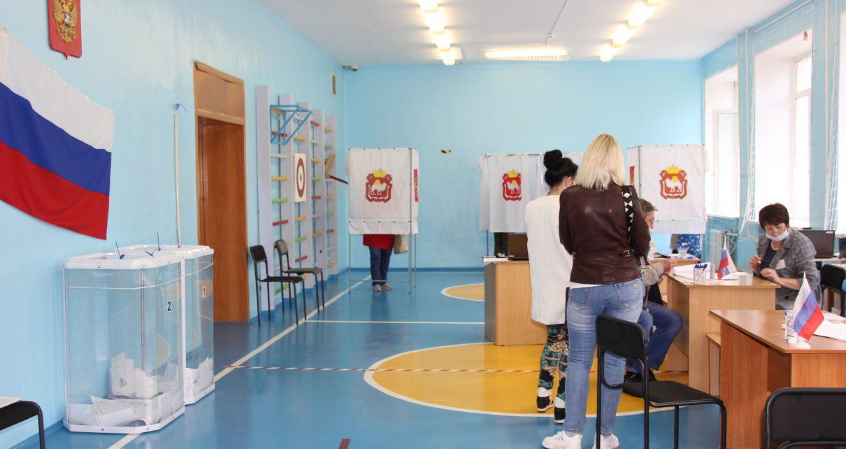 Сегодня приняли участие в голосовании уже почти 20 процентов коркинцев