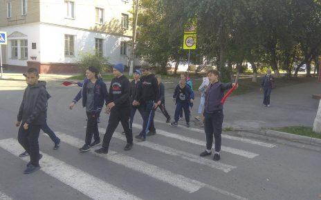Коркинские школьники узнали, как не попасть в беду