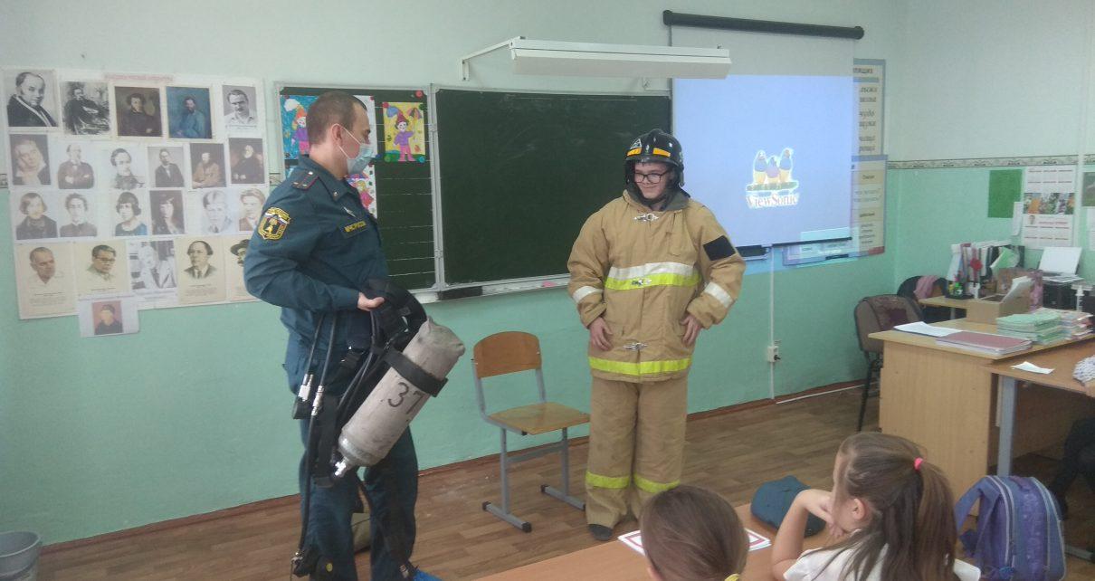 Коркинским школьникам рассказали об энергоснабжении