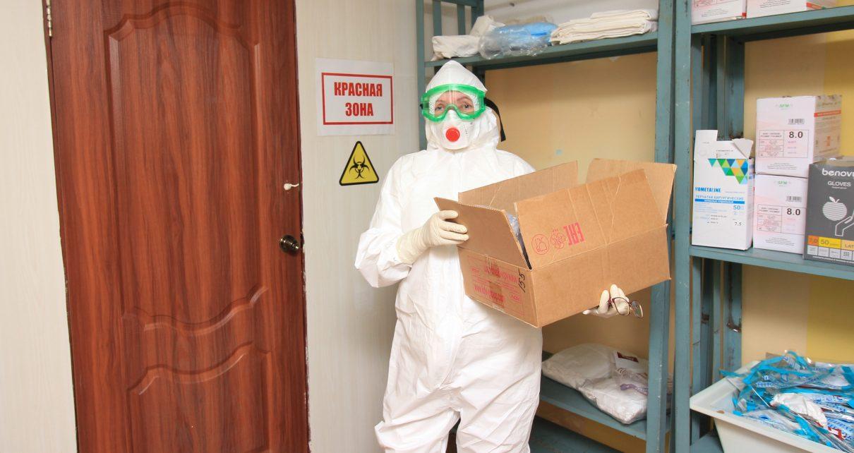 Глава Коркинского района доложила губернатору о мерах по предупреждению распространения коронавируса