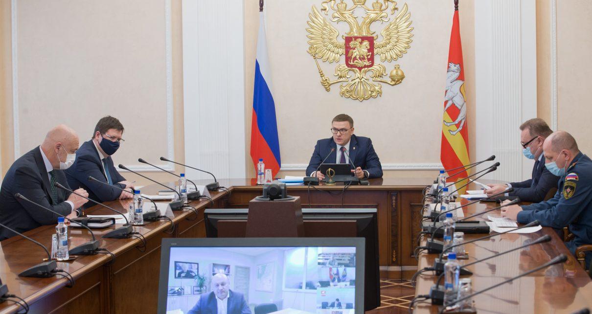 В Челябинской области готовятся к прививочной кампании от ковида