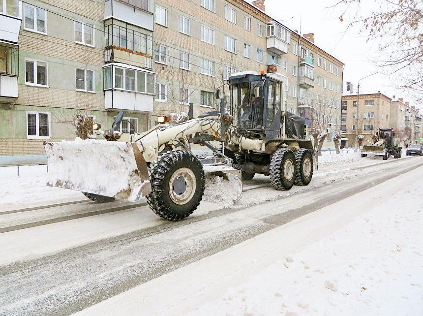 «Промрекультивация» помогает коркинским коммунальщикам
