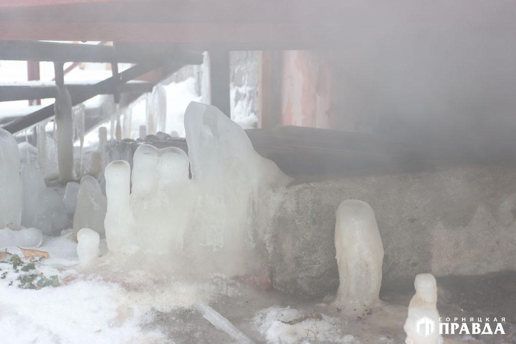 В Коркино произошло несколько коммунальных аварий