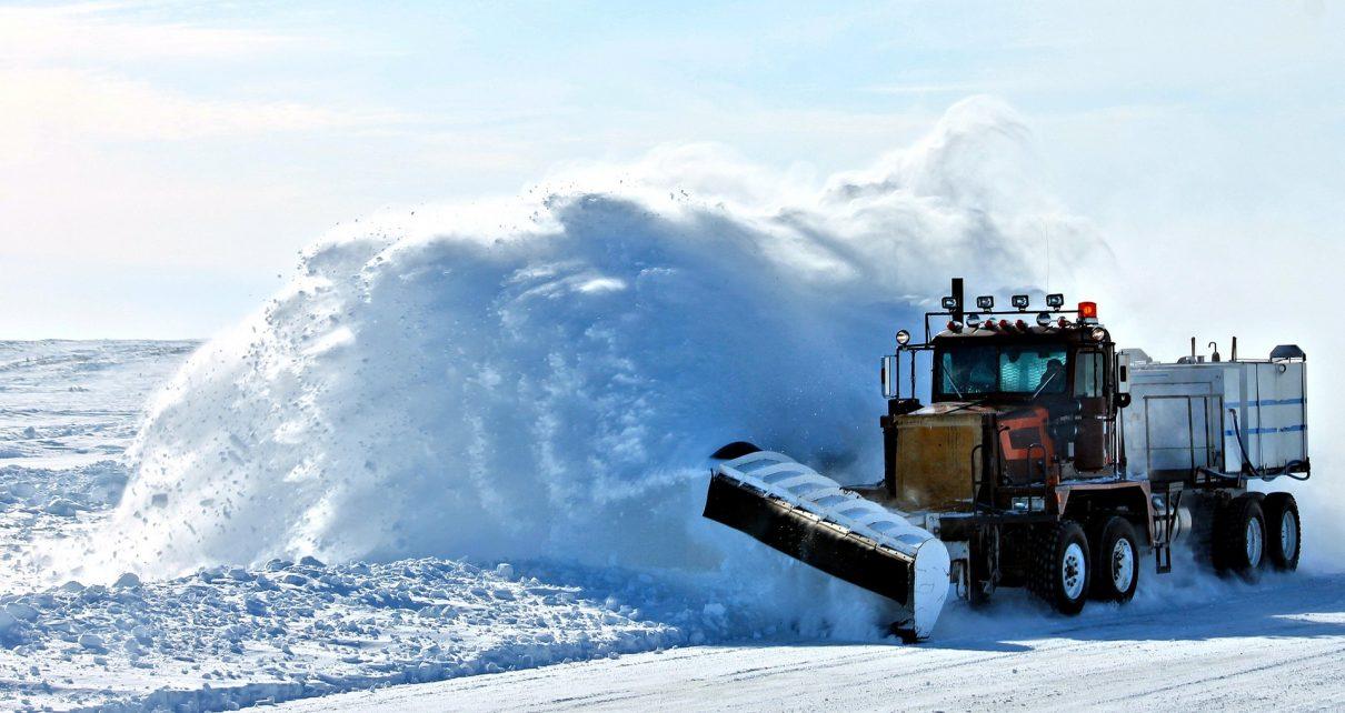 Коркинцев просят свозить снег на полигон