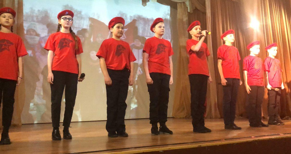 Первомайские «разведчики» участвовали в акциях и конкурсах