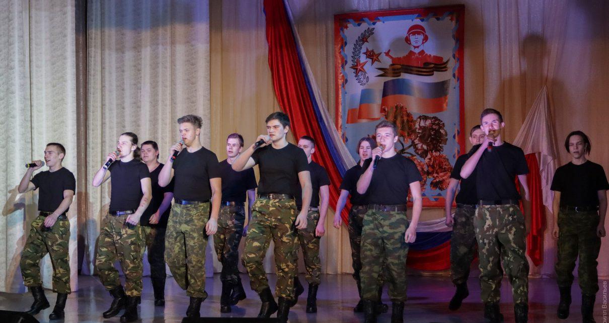 В Коркинском районе мужчин начали поздравлять с Днём защитника Отечества