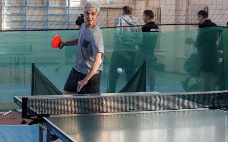 Турнир по настольному теннису 21.02.2021