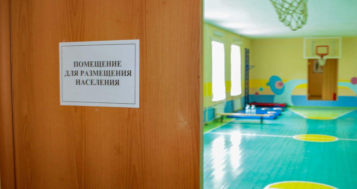 Где в Коркино действуют пункты обогрева